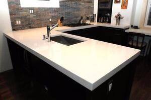 Amazing deal $2299 for Quartz or Granite kitchen countertop