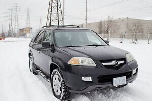 2005 Acura MDX Premium Package SUV, Crossover