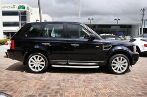 2007 Land Rover Range Rover Sport L320 07MY TDV6 Blue 6 Speed Sports Automatic Wagon Osborne Park Stirling Area Preview