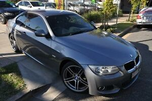 2011 BMW 320D E92 Grey Sports Automatic Coupe Margate Redcliffe Area Preview