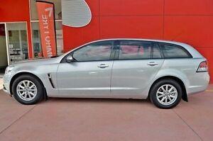 2014 Holden Commodore VF MY14 Evoke Sportwagon Silver 6 Speed Sports Automatic Wagon Dandenong Greater Dandenong Preview