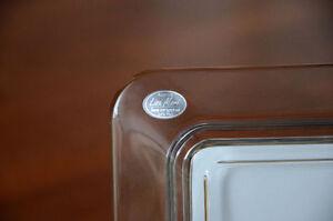"""8x10"""" Lisa Mori Crystal Picture Frame Kitchener / Waterloo Kitchener Area image 4"""