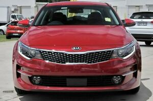 2016 Kia Optima JF MY17 SI Temptation Red 6 Speed Sports Automatic Sedan Wyoming Gosford Area Preview