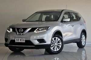 2016 Nissan X-Trail T32 ST X-tronic 4WD Silver 7 Speed Constant Variable Wagon Southport Gold Coast City Preview