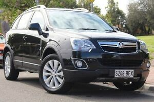 2014 Holden Captiva CG MY15 5 LT Black 6 Speed Sports Automatic Wagon Thebarton West Torrens Area Preview