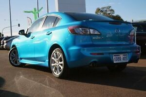 2009 Mazda 3 BL10L1 SP25 Activematic Blue 5 Speed Sports Automatic Sedan Wilson Canning Area Preview