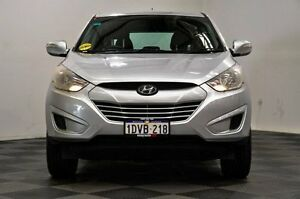 2012 Hyundai ix35 LM2 Active Silver 6 Speed Sports Automatic Wagon Edgewater Joondalup Area Preview