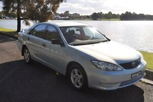 2005 Toyota Camry MCV36R Upgrade Altise Blue 4 Speed Automatic Sedan Croydon Burwood Area Preview