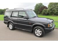 2003 (53) Land Rover Discovery 2.5 TD5 GS 5dr ***CREDIT/DEBIT CARDS ACCEPTED***