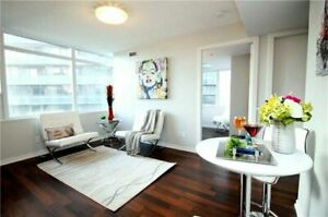 Two bedroom one washroom condo for lease downtown Toronto
