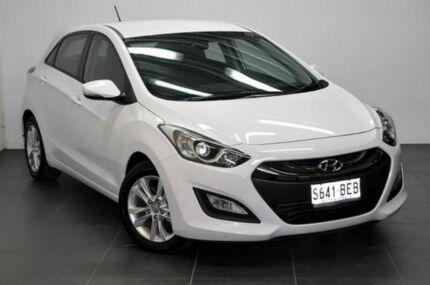 2014 Hyundai i30 GD2 MY14 SE White 6 Speed Sports Automatic Hatchback Reynella Morphett Vale Area Preview