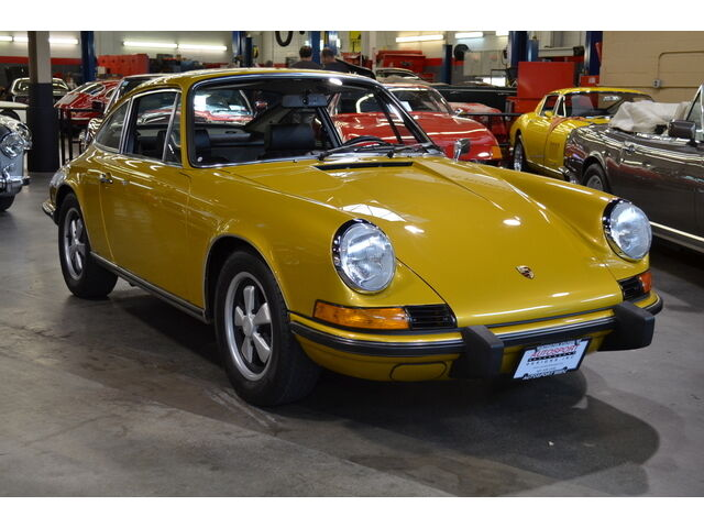 Image 1 of Porsche: 911 T Sunroof…