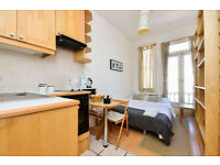 Bright Self-Contained Studio in West Kensington