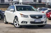 2013 Holden Cruze JH Series II MY13 CD White 6 Speed Sports Automatic Sedan Mandurah Mandurah Area Preview