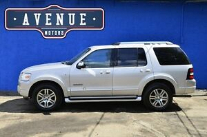 2007 FORD EXPLORER - 4 Door Station Wago LIMITED 4.6L 4WD