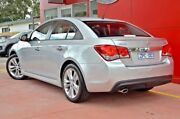 2013 Holden Cruze JH Series II MY14 SRi-V Silver 6 Speed Sports Automatic Sedan Dandenong Greater Dandenong Preview