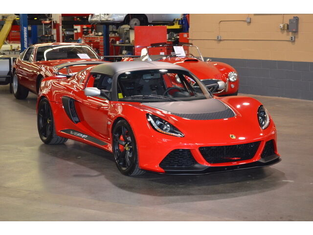 Image 1 of Lotus: Exige Red SCCLKHSA4GHH10060