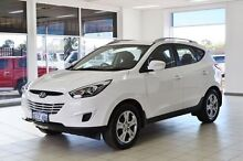 2015 Hyundai ix35 LM Series II Active (FWD) White 6 Speed Automatic Wagon Morley Bayswater Area Preview