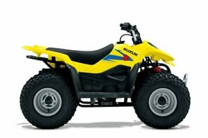 2019 Suzuki QUADSPORT Z50 (LT-Z50) All Terrain Vehicle 49cc