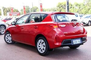 2015 Toyota Corolla ZRE182R Ascent S-CVT Wildfire 7 Speed Constant Variable Hatchback Wangara Wanneroo Area Preview