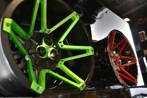 **SPRUCE CUTSOM OFF ROAD GRAND OPENING SPECIALS TOXIC WHEELS**