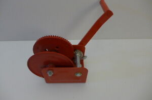 Winch - Treuil