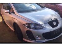 Seat Leon Btcc K1 Grey Driver Side N/S Skirt £150 ono