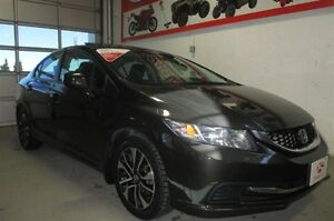 2013 Honda Civic Sedan EX 5AT