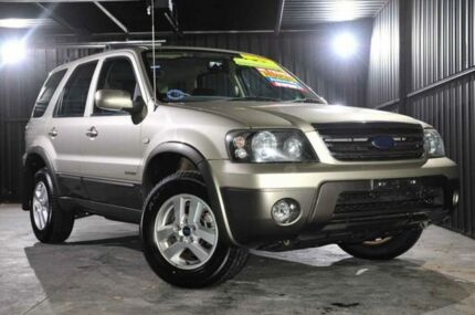 2006 Ford Escape ZB XLT Gold 4 Speed Automatic Wagon Wangara Wanneroo Area Preview