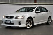 2007 Holden Commodore VE SV6 White 5 Speed Sports Automatic Sedan Thornlie Gosnells Area Preview