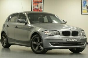 2010 BMW 120i E87 MY11 Grey 6 Speed Automatic Hatchback Chatswood Willoughby Area Preview