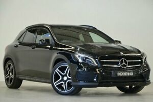 2016 Mercedes-Benz GLA220 X156 807MY d DCT Black 7 Speed Sports Automatic Dual Clutch Wagon Mascot Rockdale Area Preview