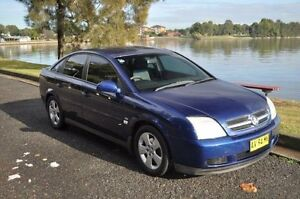 2005 Holden Vectra ZC MY04 CD Blue 5 Speed Automatic Hatchback Croydon Burwood Area Preview