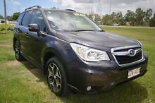 2014 Subaru Forester S4 MY14 2.5i-S Lineartronic AWD Grey 6 Speed Constant Variable Wagon Vincent Townsville City Preview