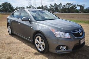 2011 Holden Cruze SRi Grey 6 Speed Sports Automatic Sedan Vincent Townsville City Preview