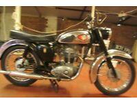 BSA 250 SS