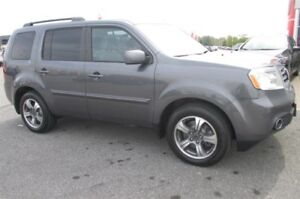 2015 Honda Pilot SE 4WD 5AT
