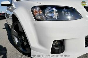 2012 Holden Ute VE II SS Thunder White 6 Speed Sports Automatic Utility Northbridge Perth City Area Preview