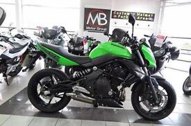 2010 KAWASAKI ER 6N ER 6N 649cc Nationwide Delivery Available