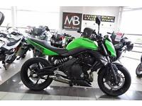 2010 KAWASAKI ER 650 ER 6N 649cc Nationwide Delivery Available