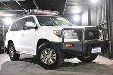 2011 Toyota Landcruiser VDJ200R MY10 GXL White 6 Speed Sports Automatic Wagon Wangara Wanneroo Area Preview