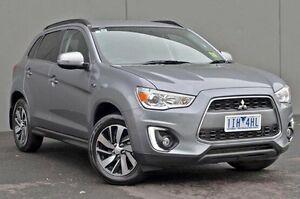 2014 Mitsubishi ASX Silver Constant Variable Wagon Cranbourne Casey Area Preview