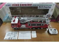 Massive Radio Controlled Fire Engine - Multi Function
