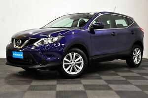 2015 Nissan Qashqai J11 ST Blue 1 Speed Constant Variable Wagon Thornlie Gosnells Area Preview