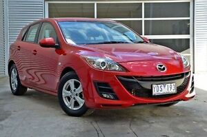 2010 Mazda 3 BL10F1 Maxx Red 6 Speed Manual Hatchback Berwick Casey Area Preview