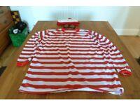 Where's Wally fancy dress