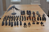 GW Warhammer 40K Selling Chaos Space Marine Collection