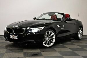 2011 BMW Z4 E89 MY1110 sDrive23i Steptronic Black 6 Speed Sports Automatic Roadster Edgewater Joondalup Area Preview