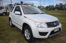 2015 Suzuki Grand Vitara JB Navigator White 5 Speed Manual Hardtop Vincent Townsville City Preview