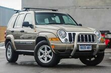 2005 Jeep Cherokee KJ MY2005 Limited Bronze 4 Speed Automatic Wagon Osborne Park Stirling Area Preview